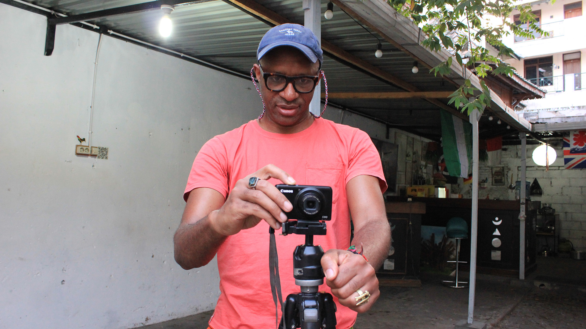 Emeka Udemba Mes  Yogyakarta